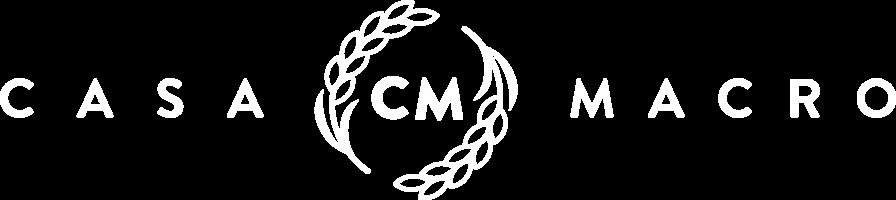 CM Logotipo Blanco